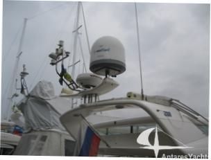 Спутниковое телевидение для яхт