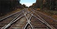 Применение железнодорожных шпал в современном экстерьере