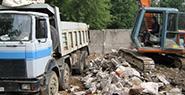 Комплексный вывоз строительного мусора