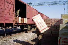 Отправка сборными вагонами по России. Грузоперевозки