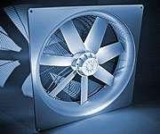 Осевые вентиляторы серии FC Ziehl-Abegg  FC031-2DF.3B.A7 арт.132975