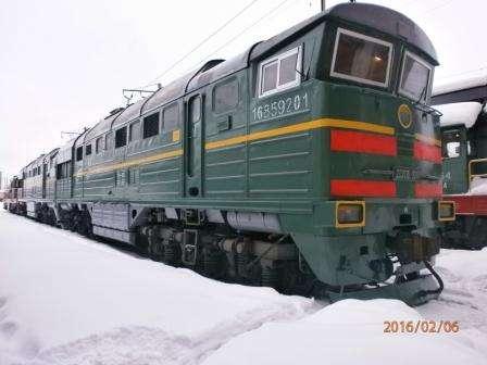 Тепловоз грузовой магистральный 2ТЭ116