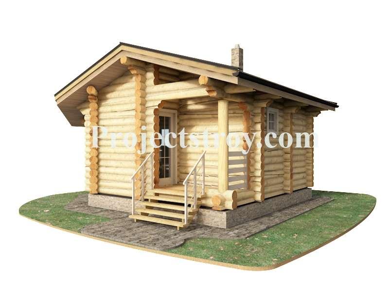 Проектные услуги по деревянным домам - срубам - баням