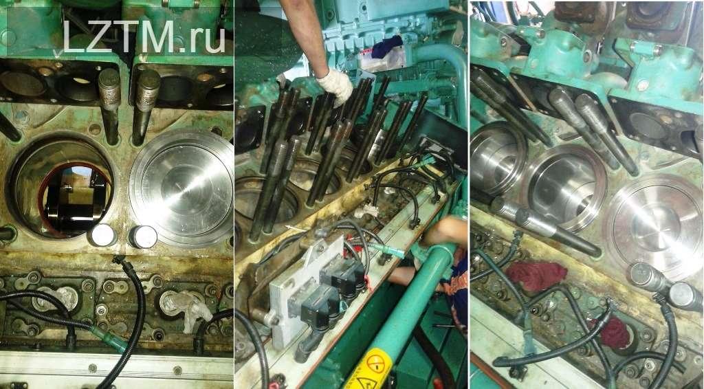 Обслуживание и ремонт электростанций, двигателей.