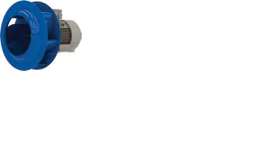 Центробежный вентилятор Ziehl-Abegg RH31W-QDN.D7.1R