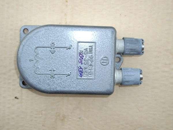 Фильтр радиопомех ФР-81-ф