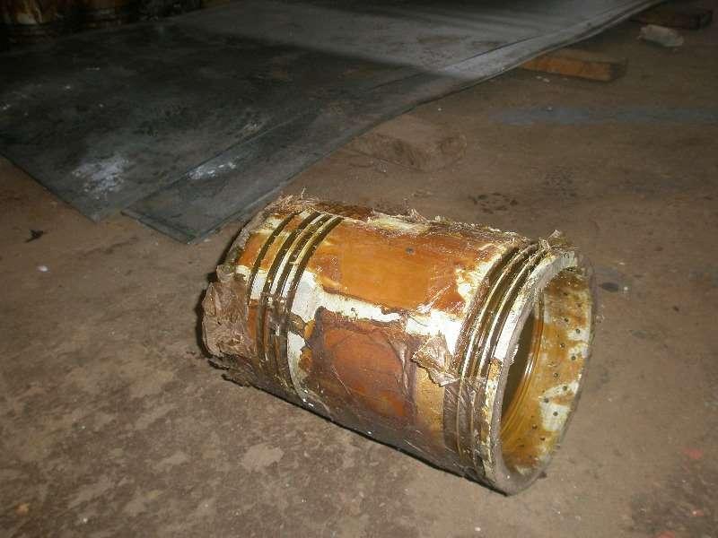 Поршень рабочего цилиндра  д100 Д100.04.002-5