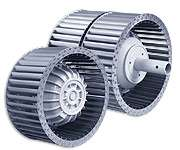 Центробежный вентилятор (мотор-колесо) Ziehl-Abegg RE40... RE40P-6DK.7M.1R арт.209518