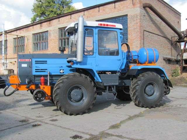 Локомобиль (маневровый тягач) КРТ-1 КРТ-1