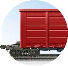 Железнодорожные перевозки сборных грузов Вагон