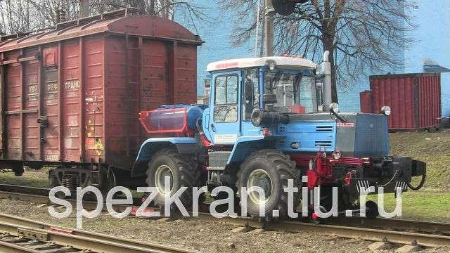 Мотовоз маневровый ММТ - 2
