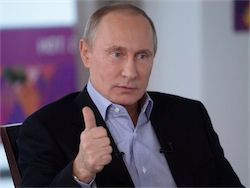 ИноСМИ: такие, как Путин, нужны не только в России