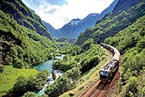 Путешествия по городам на поезде