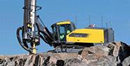 Полезные ископаемые добываются буровом оборудованием
